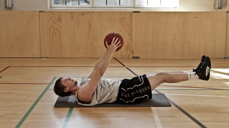 Fitness Basketball